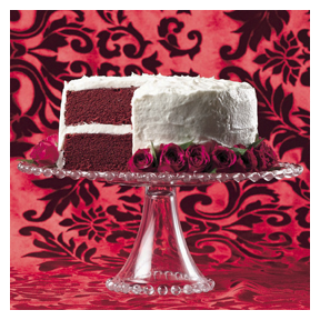 Red Velvet Cake, a southern classic dessert