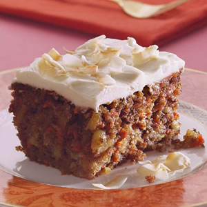 This Carrot Cake is simply the best ever