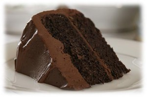 Chocolate Lovers Chocolate Cake
