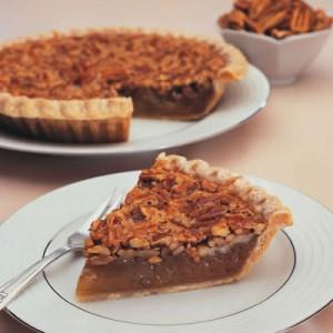 Pecan Pie, a southern dessert