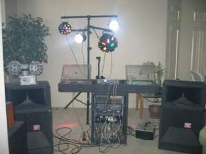 Professional DJ party services