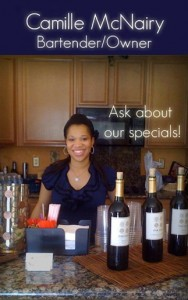 Bartending services for private parties in Palmdale and Lancaster Ca